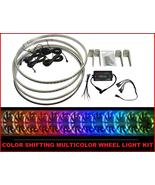 """Flashtech 17"""" Color Change Multicolor LED Wheel Rings Rim Bluetooth Ligh... - $296.01"""