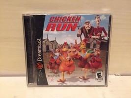 Chicken Run (Sega Dreamcast) *COMPLETE - $14.02