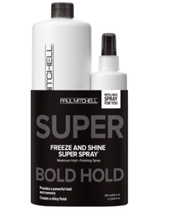 John Paul Mitchell Systems Freeze and Shine Super Spray Prepack - $29.50