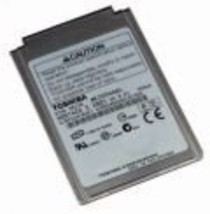 "Toshiba MK3008GAL - Hard drive - 30 GB - internal - 1.8"" - ATA-100 - 420... - $37.59"