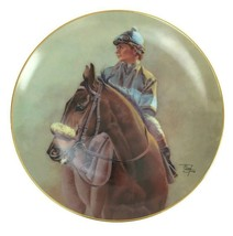 John Henry Chris McCarron Up American Artists Limited Edition Collector ... - $28.02