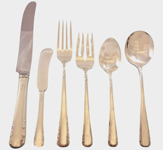 Courtship by International Sterling Silver Flatware Set for 8 Service 50... - $2,550.00