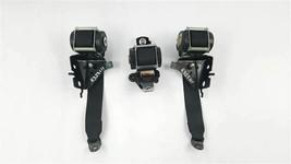 Set of Rear Seat Belt Retractors OEM 2009 09 Mazda Speed 3 Hatchback R32... - $99.07