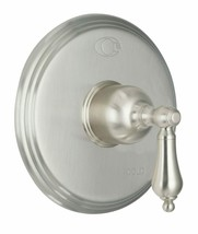California Faucets TO-PBL-55-SN Pressure Balance Trim Only, Satin Nickel - $194.75