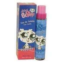 Littlest Pet Shop Puppies Eau De Toilette Spray By Marmol & Son - $7.99