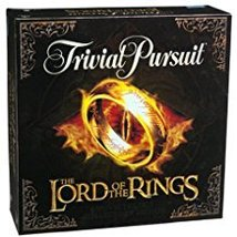 Trivia Pursuit The Lord of The Rings Movie Triology Collector's Edition - $56.99