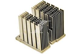 228075-001 HP Heatsink For DL380 G2 TESTED lot:K - $9.02