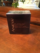 Avon Anew Platinum Eye & Lip Cream New Sealed - $19.79