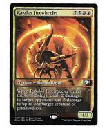 Magic The Gathering Foil Radkos Firewheeler Promo Open House Ravnica All... - $4.95