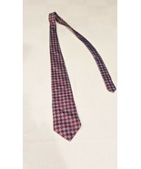 W. V. BROWN  HAND MADE men's tie 100% Silk - $8.42