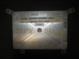 1991 1992 Acura Legend Engine Control Module 91 92 Ecm #37820-PY3-A55 (H-333) - $29.70