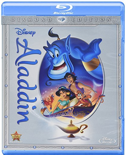 Disney Aladdin: Diamond Edition [Blu-ray + DVD]