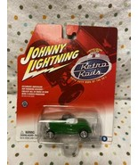 NIP Johnny Lightning Series 2 Retro Roads 1932 Green Ford Roadster #9 - $10.00