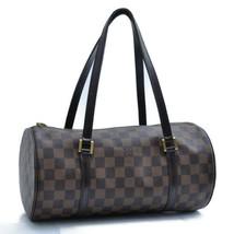 LOUIS VUITTON Damier Ebene Papillon 30 Hand Bag N51303 LV Auth sa2024 - $450.00