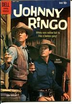 Johnny Ringo-Four Color Comics #1142-1960-Dell-Mark Goddard-Don Durant-VF- - $63.05