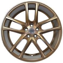 4 Gwg Wheels 18 Inch Matte Bronze Zero Rims Fits Ford Windstar 2000 - 2003 - $649.99