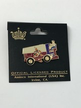 NHL Phoenix Arizona Coyotes VTG Logo Pin Zamboni with Kachina Coyote New... - $11.83