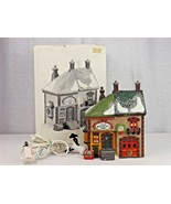 """Dept 56 North Pole Series #5621-9 """"Orly's Bell & Harness Supply"""" w/ Box  - $15.00"""