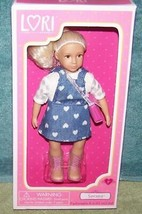"""Lori by Our Generation SAVANA 7"""" Doll New - $16.71"""