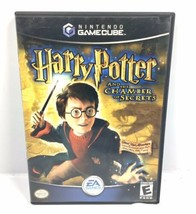 Harry Potter and the Chamber of Secrets (Nintendo GameCube, 2002) Tested... - $14.20