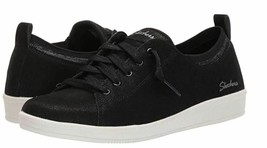 Skechers Size 6 M Madison Ave City Ways Black White Sneakers New Womens Shoes - $88.11