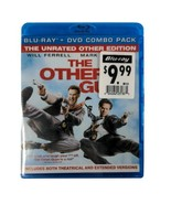 The Other Guys (Blu-ray, 2010) Will Ferrell Mark Wahlberg DVD - $9.70