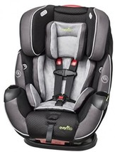 Evenflo Symphony DLX All-In-One Convertible Car Seat, Paramount - $254.54