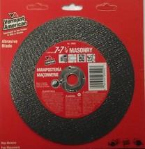 "Vermont American 28002 7-7-1/4"" Masonry Circular Saw Blade - $1.98"