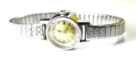Women's Vintage Omega 511.088 Wristwatch 17mm Stainless 483 Not Running - $79.19
