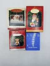 Hallmark Keepsake Avon Ornament Lot - 4 pcs - $5.89