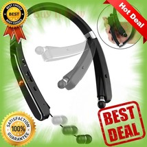 Bluetooth Headphones 30Hr Playtime V4.1 Bluetooth Headset with Noise Can... - ₨2,360.89 INR