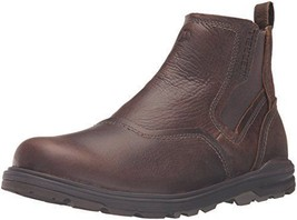 Merrell Men's Brevard Chelsea-M Casual Boot SHETLAND BROWN J49643 SIZE 7... - $95.00