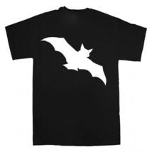Halloween Bat Costume Fancy Dress Party T Shirt Mens Womens Kids - $10.12