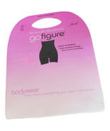 Hanes Smooth Illusions Go Figure Tummy Mid Section Shaper L Nude Slims S... - $14.50