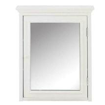 """NEW Home Decorators Fremont 24"""" W x 30"""" H  Framed Surface-Mount Medicine Cabinet image 1"""