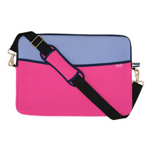"Quip Brand Sm Padded Laptop Sleeve with Strap! QUIP Laptop case 13.5""x10... - $14.50"