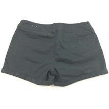 American Eagle Women's Black Shorts 4 image 2