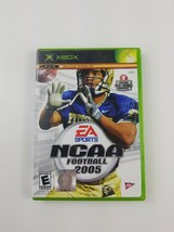 NCAA Football 2005 (Microsoft Xbox, 2004) Complete, Instructions & Case ... - $4.99