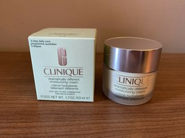 NIB CLINIQUE Dramatically Different Moisturizing Cream 1.7oz/50ml NEW FRESH - $28.70