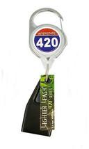Lighter Leash Retractable Lighter Holder w/Premium Clip- - 420 - £5.45 GBP