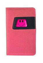 PINK SMILEY ELITE GOLF SCORECARD HOLDER. BY ASBRI GOLF - $11.08