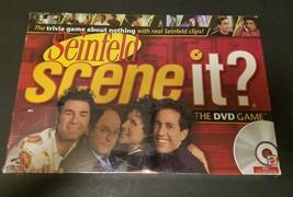 Seinfeld Scene It? The DVD Game Board Game Mattel 3194 New In Box 2008  - $19.99