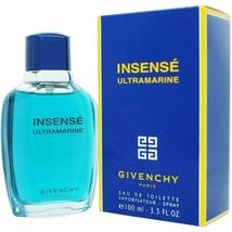 INSENSE ULTRAMARINE BY GIVENCHY (M) 3.3 OZ EAU DE TOILETTE SP  - $45.44