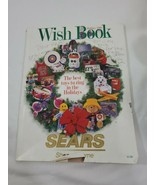 Vintage 1996 Sears Wish Book Holiday 200 Pages Pooh Paddington Barbie Ni... - $44.55