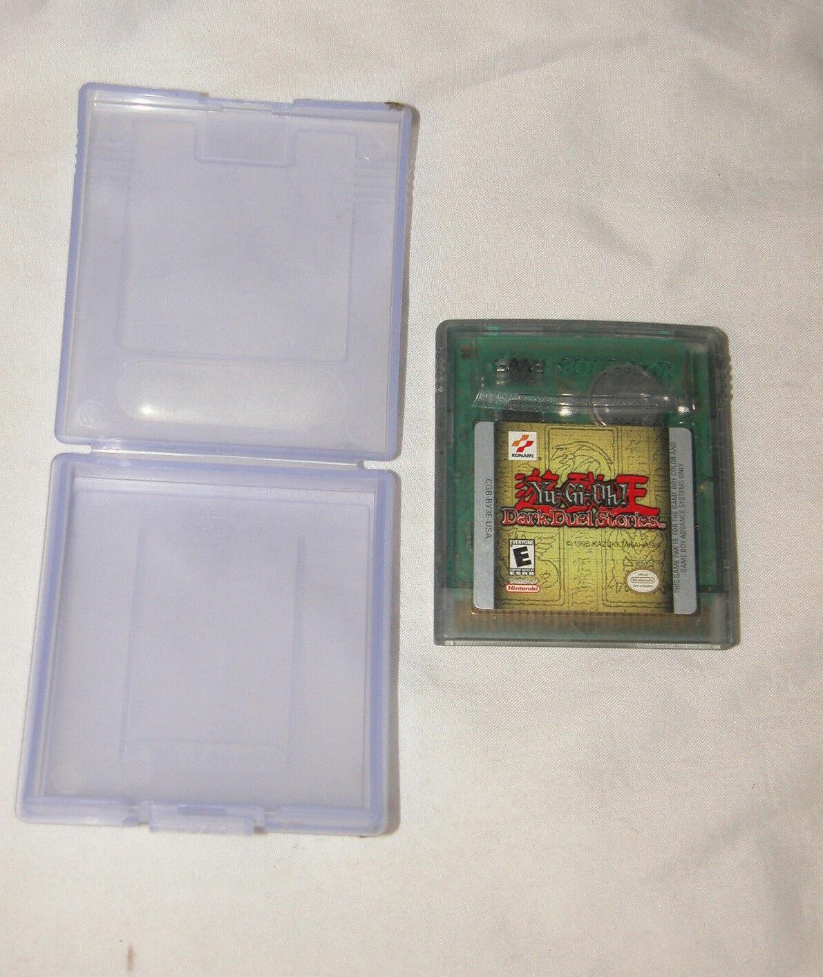Yu-Gi-Oh Dark Duel Stories Nintendo Game Boy Color + Avancé Systèmes, 2002 image 3