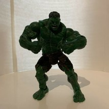 Incredible Hulk 7 Inches Action Figure SMASH 2003 Marvel legends Green P... - $14.01