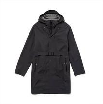 Lacoste Motion 3-in-1 Raincoat With Detachable Vest, Dark Grey Size M /5... - $179.75