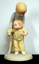1980 Frances Hook 'Helping Hands' Porcelain Figurine - $10.00