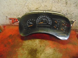 07 06 Chevy Silverado Yukon Tahoe speedometer instrument gauge cluster 1... - $98.99
