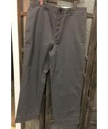 J.Crew Men's Chinos (Gray), Size 34x30 - $20.56